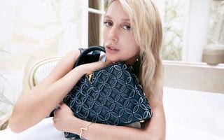 O prințesă model: Olympia a Greciei este imaginea noii colecții de genți Louis Vuitton