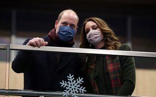 Kate Middleton și Prințul William au dormit în paturi separate în călătoria cu trenul regal