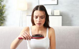 6 motive pentru care ți se rărește părul