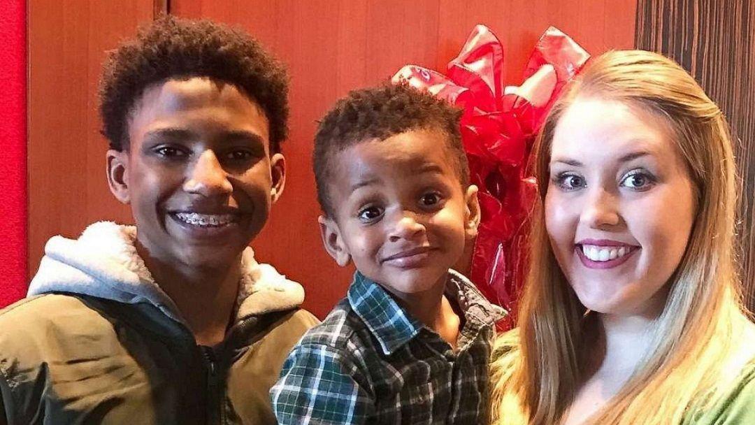Chelsea Haley adoptie