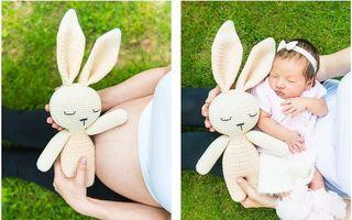 Miracolul nașterii: 15 imagini înainte și după sarcină