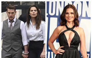 Noua iubită a lui Tom Cruise: Hayley Atwell, 38 de ani, colegă de serviciu