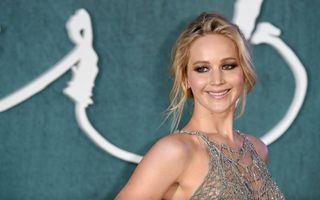 Emoții pentru Jennifer Lawrence: Ferma familiei sale a ars din temelii