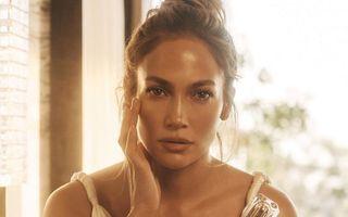 Jennifer Lopez, fără machiaj într-un clip video: Vedeta dezvăluie că nu a folosit niciodată Botox