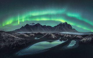 Luminile Nordului: Cele mai frumoase imagini cu aurora boreală