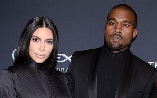 Povestea de dragoste dintre Kim Kardashian și Kanye West s-a sfârșit: Divorțul este iminent