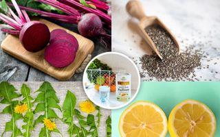 5 alimente despre care nu ştiai că detoxifică