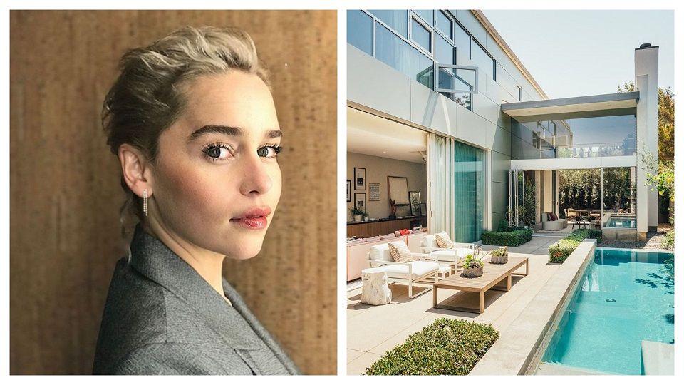 Emilia Clarke casa