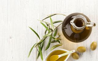 Ce se întâmplă dacă bei în fiecare dimineață o lingură de ulei de măsline. 7 beneficii