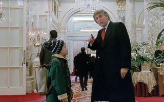 """Propuneri pentru ștergerea scenei cu Donald Trump din """"Home Alone 2"""": Cu cine l-ar înlocui fanii"""