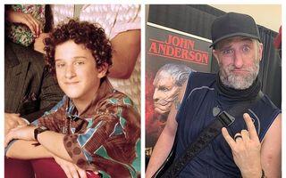 """Dustin Diamond, simpaticul Screech din serialul """"Salvați de clopoțel"""", are cancer în stadiul patru"""