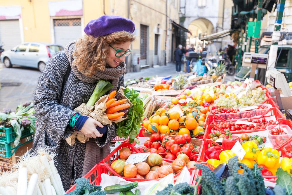 Cum recunoști legumele proaspete