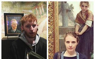 Coincidență extremă: 10 oameni care seamănă cu personajele din tablourile expuse la muzeu