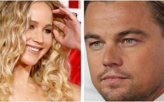 """Leonardo DiCaprio și Jennifer Lawrence vor juca împreună în filmul de suspans """"Don't Look Up"""""""