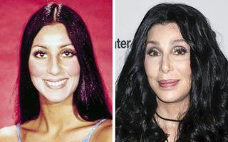 Cum arătau vedetele muzicii în tinerețe: Cher, frumusețe fără operații estetice