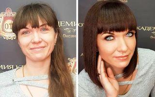25 de femei care i-au lăsat pe stiliști să le aleagă noul look. Nu au regretat!