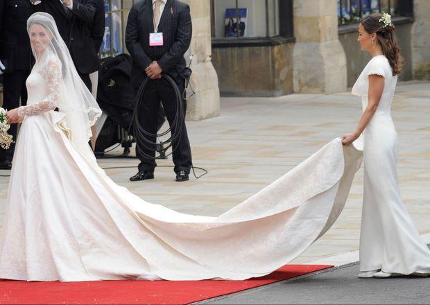 Cele mai scumpe 6 rochii de mireasă purtate la nunțile regale