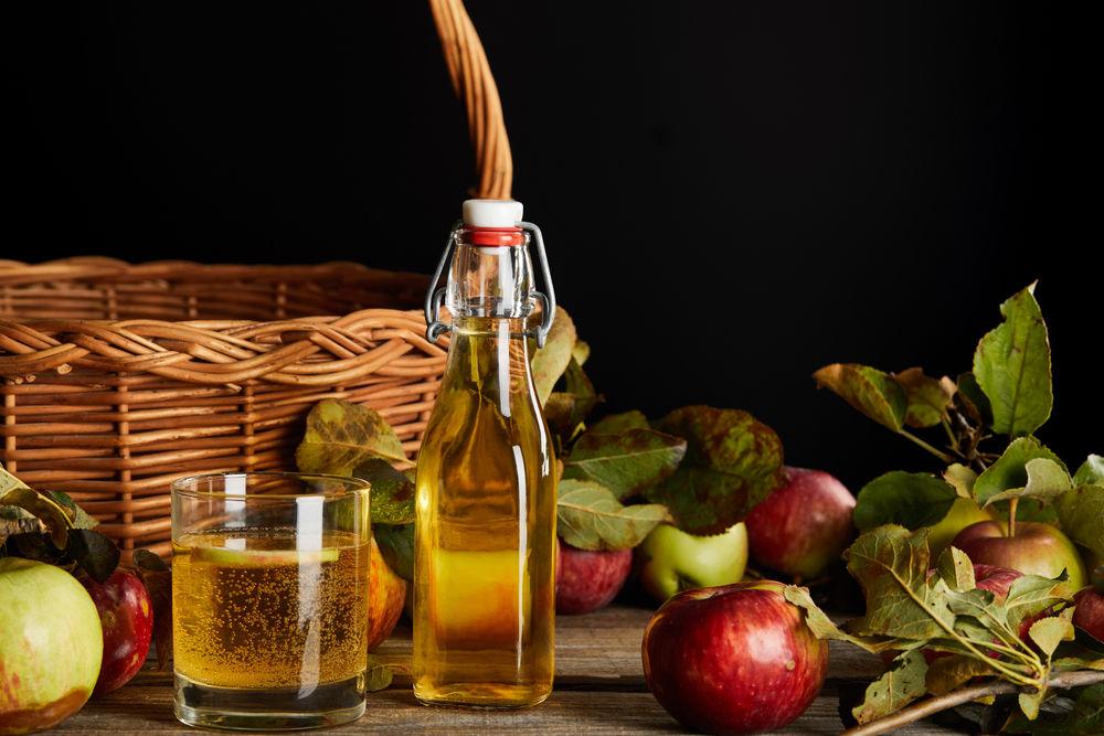 Cum se prepară cidrul de fructe
