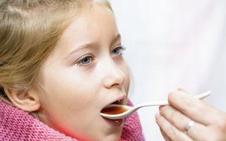 Cum să faci acasă sirop de imunitate pentru copii
