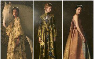 Colecția Dior haute couture, inspirată de cele mai vechi cărți de tarot din lume. 30 de imagini spectaculoase