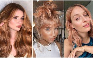 Blondul căpșună este din nou în tendințe: 20 de nuanțe din care să te inspiri
