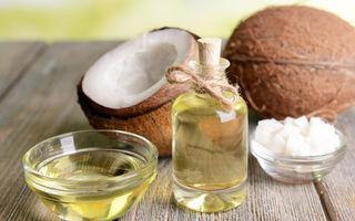 Ulei de cocos: contraindicații