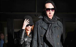 Mărturisirea tulburătoare a lui Marilyn Manson: Fantezia morbidă despre Evan Rachel Wood pe care nu o putea ascunde