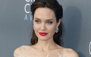 """Angelina Jolie, despre viața ca mamă singură: """"Ultimii ani au fost destul de grei"""""""