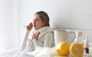 Infecțiile respiratorii acute de cauză virală: cum le recunoaștem?
