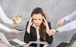 Descoperă principalii factori de stres! Învață să-i combați sigur și rapid