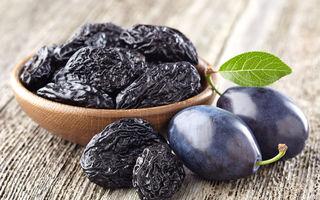 Ce se întâmplă în corpul tău dacă mănânci 6 prune uscate pe zi