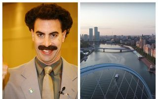 Cea mai bună reclamă: Cum își face Kazahstanul promovare turistică după imaginile cu Borat filmate în România