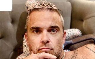 Robbie Williams a împlinit 47 de ani: Instantanee fericite din viața unui star nebun care s-a cumințit