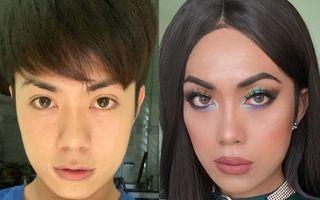 20 de persoane care nu au nevoie de un makeup artist. Au învățat singure să se machieze perfect