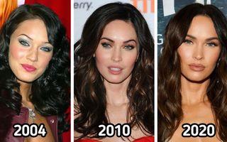 Cum arătau vedetele la începutul carierei: Transformarea prin care a trecut Megan Fox