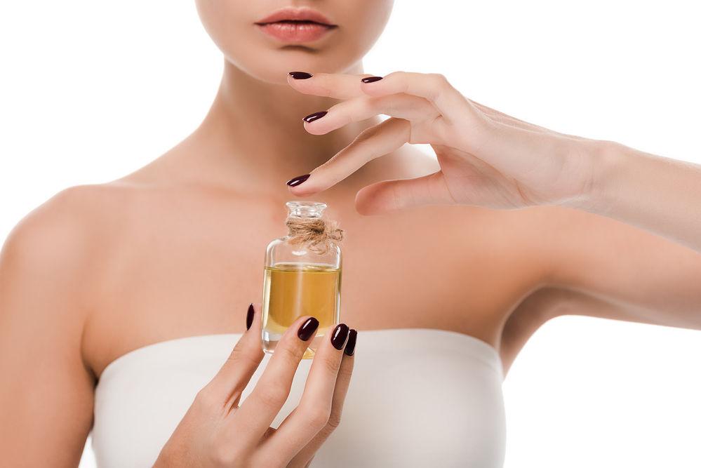 curatarea tenului cu ulei