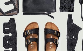 Cum să faci bani de pe urma influencerilor: O companie vinde cu 76.000 de dolari papuci creați din genți Hermes demontate
