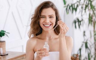 Care este ordinea corectă de a aplica produsele pentru îngrijirea tenului