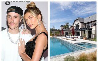 Justin și Hailey Bieber au vândut prima casă: Le-a plăcut alta mai mult