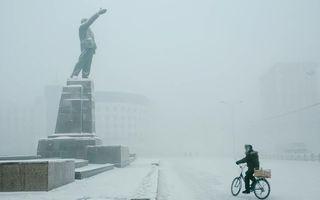 Siberia, imperiul frigului: Cum e viața în Iacuția, una dintre cele mai reci regiuni din Rusia