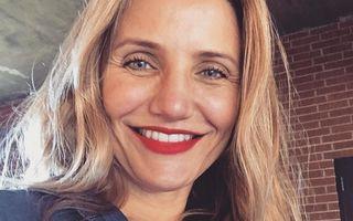 Cameron Diaz e fericită că a renunțat la actorie: Vedeta se simte binecuvântată ca mamă