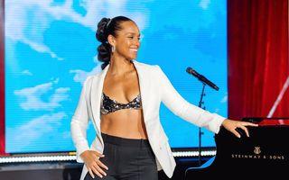 De ce arată Alicia Keys impecabil fără machiaj: Trucurile ei pentru îngrijirea tenului