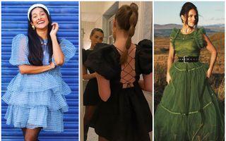 Ce rochii se poartă în primăvara 2021. Cele mai importante tendințe