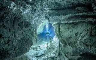 Labirintul ascuns în adâncuri: Ce a descoperit un scafandru în grotele mayașe din Mexic