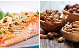 8 alimente care te vor ajuta să dormi mai bine