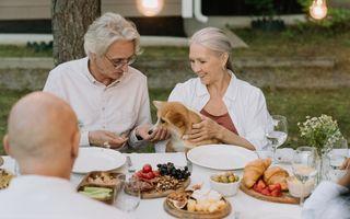 Ce schimbări se produc în organism odată cu înaintarea în vârstă