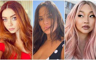 Culori de păr în tendințe pentru primăvara 2021