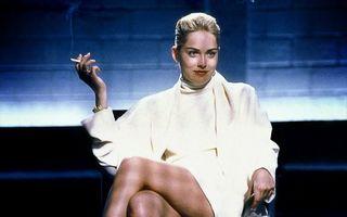 Sharon Stone a împlinit 63 de ani: 35 de imagini din tinerețe cu cea mai senzuală femeie de la Hollywood după Marilyn Monroe