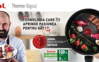 Tefal lansează G6, noua generație de vase de gătit