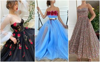 Cum a devenit o fată săracă din Kosovo un designer de succes: 25 de rochii uimitoare care au cucerit lumea modei